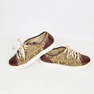 Michael Kors  Brown Sneakers Women 7.5